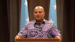 Address by President Panuelo On the Return & COVID-19 Status of the MV Chief Mailo & Her Crew